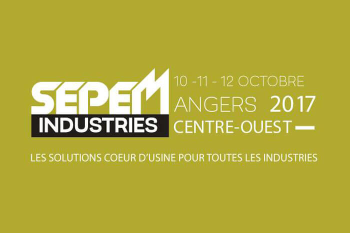 Salon SEPEM Industries à Angers