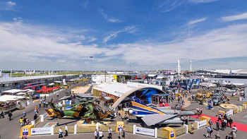 Salon International de l'Aéronautique au Bourget